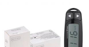 دستگاه تست قند خون آرکری مدل Glucocard 01 Mini