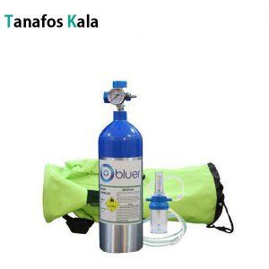کپسول اکسیژن آلومنیومی 2.5 لیتری