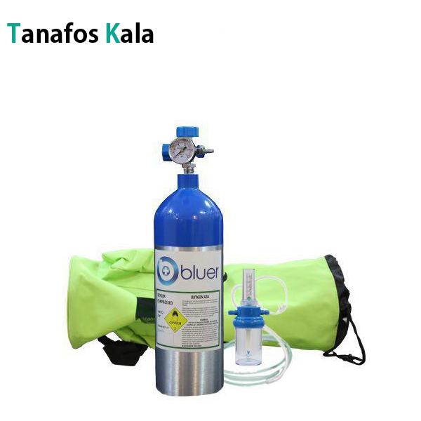 خرید کپسول اکسیژن آلومنیومی 2.5 لیتری